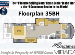 New 2017  Coachmen Mirada 35BH Bunk Model Bath & 1/2 RV for Sale at MHSRV by Coachmen from Motor Home Specialist in Alvarado, TX