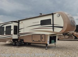 Used 2014  Dynamax Corp Trilogy 36RL W/3 Slides by Dynamax Corp from Motor Home Specialist in Alvarado, TX