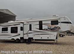 Used 2012  Keystone Montana 3625RE W/4 Slides by Keystone from Motor Home Specialist in Alvarado, TX