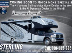 New 2017  Dynamax Corp Isata 5 Series 36DS Super C RV for Sale W/8KW Dsl Gen, King by Dynamax Corp from Motor Home Specialist in Alvarado, TX