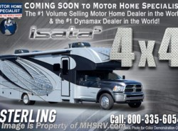 New 2017  Dynamax Corp Isata 5 Series 36DS 4X4 Super C RV for Sale W/King, 8KW Dsl Gen by Dynamax Corp from Motor Home Specialist in Alvarado, TX