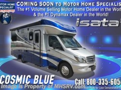 New 2017  Dynamax Corp Isata 3 Series 24RWM Sprinter Diesel RV W/Dsl. Gen, Sat, GPS by Dynamax Corp from Motor Home Specialist in Alvarado, TX