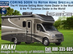 New 2017  Dynamax Corp Isata 3 Series 24FWM Sprinter Diesel RV FBP, GPS, Solar by Dynamax Corp from Motor Home Specialist in Alvarado, TX