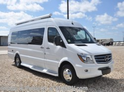 New 2017 Coachmen Galleria 24SQ Sprinter Diesel RV for Sale at MHSRV.com available in Alvarado, Texas