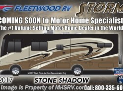 New 2017  Fleetwood Storm 34S Bath & 1/2 RV for Sale W/Tankless Water Heater by Fleetwood from Motor Home Specialist in Alvarado, TX