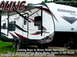 New 2017  Coachmen Adrenaline Bunk Model Toy Hauler 19CB W/15K A/C, Gen by Coachmen from Motor Home Specialist in Alvarado, TX