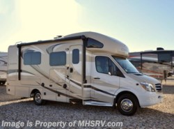 New 2017  Thor Motor Coach Chateau Citation Sprinter 24SV Diesel RV for Sale at MHSRV W/3 Cams, King by Thor Motor Coach from Motor Home Specialist in Alvarado, TX