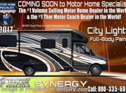 New 2017  Thor Motor Coach Synergy SP24 Sprinter Diesel RV for Sale W/Stablizer by Thor Motor Coach from Motor Home Specialist in Alvarado, TX