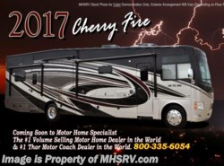 New 2017  Thor Motor Coach Outlaw 37RB Toy Hauler RV for Sale @ MHSRV Patio & 3 A/C by Thor Motor Coach from Motor Home Specialist in Alvarado, TX