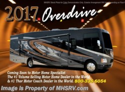 New 2017  Thor Motor Coach Outlaw 37BG Bunk Model RV for Sale at MHSRV.com by Thor Motor Coach from Motor Home Specialist in Alvarado, TX
