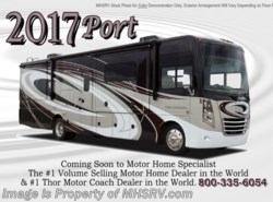New 2017 Thor Motor Coach Challenger 37KT RV for Sale at MHSRV W/King & Dual Pane available in Alvarado, Texas