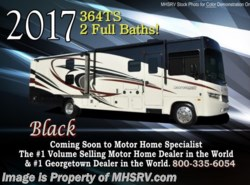 New 2017  Forest River Georgetown 364TS Bunk Model, 2 Full Bath RV for Sale @ MHSRV by Forest River from Motor Home Specialist in Alvarado, TX