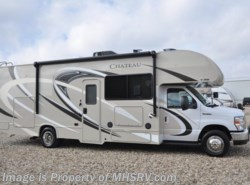 New 2017  Thor Motor Coach Chateau 29G Class C RV for Sale W/Ext Kitchen, Jacks by Thor Motor Coach from Motor Home Specialist in Alvarado, TX