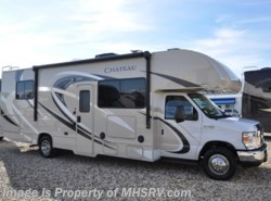 New 2017  Thor Motor Coach Chateau 28Z RV for Sale at MHSRV.com W/15K A/C & 3 Cams by Thor Motor Coach from Motor Home Specialist in Alvarado, TX