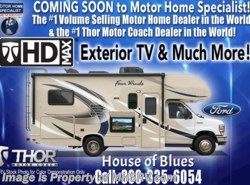 New 2017  Thor Motor Coach Four Winds 22E W/HD-Max, Ext TV, 15K A/C, Back Up Cam, Ford by Thor Motor Coach from Motor Home Specialist in Alvarado, TX