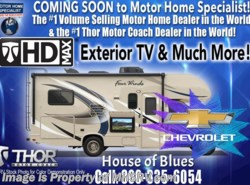 New 2017  Thor Motor Coach Four Winds 22E W/HD-Max, Ext. TV, 15K A/C, Back-Up Cam & More by Thor Motor Coach from Motor Home Specialist in Alvarado, TX