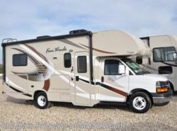 New 2017  Thor Motor Coach Four Winds 22E W/HD Max, Ext. TV, 15K A/C, Back-Up Cam & More by Thor Motor Coach from Motor Home Specialist in Alvarado, TX