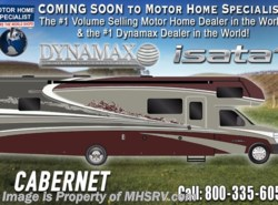 New 2018  Dynamax Corp Isata 4 Series 31DSF Luxury Class C for Sale at MHSRV.com by Dynamax Corp from Motor Home Specialist in Alvarado, TX