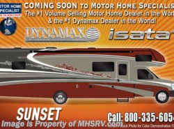 New 2018  Dynamax Corp Isata 4 Series 31DSF Luxury Class C RV for Sale at MHSRV by Dynamax Corp from Motor Home Specialist in Alvarado, TX