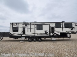 New 2017  Heartland RV Road Warrior RW429 Bath & 1/2, Bunks, Res Fridge, 3 A/Cs by Heartland RV from Motor Home Specialist in Alvarado, TX