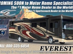 New 2017  Coachmen Sportscoach 408DB 2 Full Baths, Salon Bunks, 360HP & W/D by Coachmen from Motor Home Specialist in Alvarado, TX