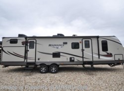 New 2017  Cruiser RV Radiance Ultra-Lite 30DS W/King Bed, Ext Kitchen by Cruiser RV from Motor Home Specialist in Alvarado, TX