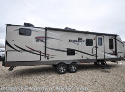 New 2017  Cruiser RV Radiance Ultra-Lite 28QD Bunk Model W/King Bed, 2 A/Cs by Cruiser RV from Motor Home Specialist in Alvarado, TX