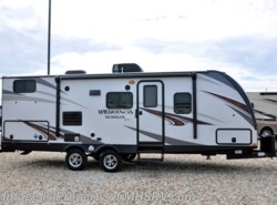 New 2017  Heartland RV Wilderness 2475BH Bunk Model RV for Sale at MHSRV by Heartland RV from Motor Home Specialist in Alvarado, TX