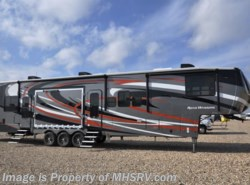 New 2017  Heartland RV Road Warrior RW427 Full Paint, Dual Pane, 3 A/Cs, Arctic & 5 TV by Heartland RV from Motor Home Specialist in Alvarado, TX