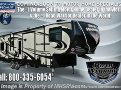 New 2017  Heartland RV Road Warrior RW427 3 A/C, Rear Awning, 4 TVs, King Bed by Heartland RV from Motor Home Specialist in Alvarado, TX