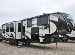 New 2017  Heartland RV Road Warrior RW425 3 A/Cs, Rear Awning w/Steps, Res Fridge by Heartland RV from Motor Home Specialist in Alvarado, TX