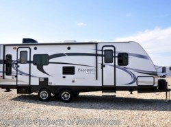 Used 2015  Keystone Passport with slide by Keystone from Motor Home Specialist in Alvarado, TX