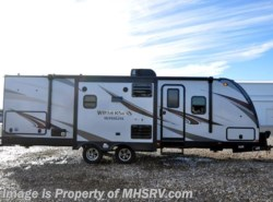 New 2017  Heartland RV Wilderness 2775RB  for Sale at MHSRV W/15K A/C & Ext Kitchen by Heartland RV from Motor Home Specialist in Alvarado, TX