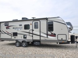 New 2017  Cruiser RV Radiance 24BH Ultra-Lite Bunk Model for Sale at MHSRV by Cruiser RV from Motor Home Specialist in Alvarado, TX