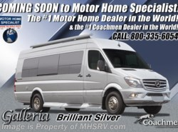 New 2018  Coachmen Galleria 24Q Sprinter Diesel RV for Sale at MHSRV.com by Coachmen from Motor Home Specialist in Alvarado, TX
