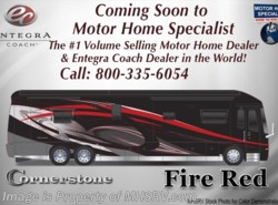 New 2018  Entegra Coach Cornerstone 45B Bath & 1/2 RV for Sale at MHSRV.com by Entegra Coach from Motor Home Specialist in Alvarado, TX