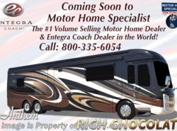 New 2018  Entegra Coach Anthem 44B Bath & 1/2 Luxury RV for Sale at MHSRV.com by Entegra Coach from Motor Home Specialist in Alvarado, TX