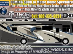 New 2019 Thor Motor Coach Miramar 35.3 Bath & 1/2 RV for Sale W/King Bed, Fireplace available in Alvarado, Texas