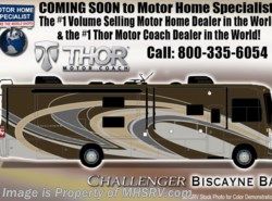 New 2018  Thor Motor Coach Challenger 37KT RV for Sale at MHSRV.com W/King Bed by Thor Motor Coach from Motor Home Specialist in Alvarado, TX