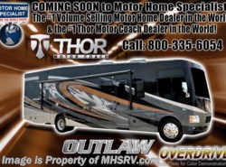 New 2018  Thor Motor Coach Outlaw Residence Edition 38RE Bath & 1/2 Coach for Sale at MHSRV.com by Thor Motor Coach from Motor Home Specialist in Alvarado, TX