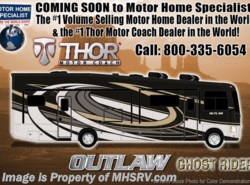 New 2018  Thor Motor Coach Outlaw 37BG Toy Hauler Bunk Model for Sale at MHSRV by Thor Motor Coach from Motor Home Specialist in Alvarado, TX