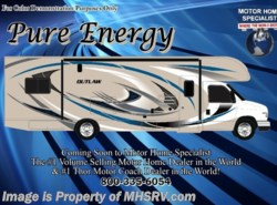 New 2018  Thor Motor Coach Outlaw 29H Toy Hauler Class C RV for Sale at MHSRV.com by Thor Motor Coach from Motor Home Specialist in Alvarado, TX