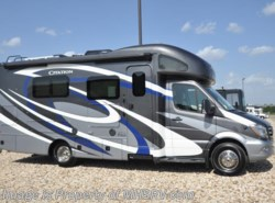 New 2018 Thor Motor Coach Chateau Citation Sprinter 24SV RV for Sale at MHSRV W/Summit Pkg & Dsl Gen available in Alvarado, Texas