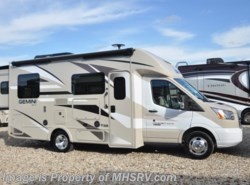 New 2018 Thor Motor Coach Gemini 23TR Diesel RV for Sale @ MHSRV.com W/ Ext. TV available in Alvarado, Texas