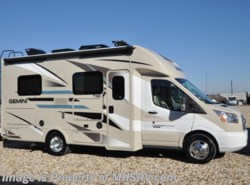 New 2018 Thor Motor Coach Gemini 23TK Diesel RV for Sale at MHSRV.com available in Alvarado, Texas