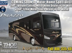 New 2018 Thor Motor Coach Palazzo 36.3 Bath & 1/2 Diesel Pusher for Sale W/King Bed available in Alvarado, Texas
