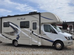 New 2018 Thor Motor Coach Four Winds Sprinter 24WS Sprinter Diesel RV for Sale W/ Dsl Gen available in Alvarado, Texas