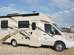 New 2018 Thor Motor Coach Compass 23TR Diesel RV for Sale @ MHSRV .com W/ Ext. TV available in Alvarado, Texas