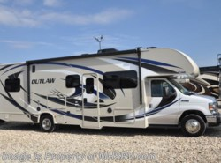 New 2018 Thor Motor Coach Outlaw 29J Toy Hauler RV for Sale at MHSRV.com available in Alvarado, Texas
