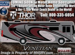 New 2018 Thor Motor Coach Venetian S40 Luxury RV for Sale W/Theater Seats & King Bed available in Alvarado, Texas